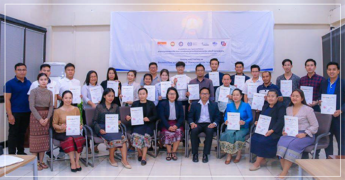 Completed the training and coaching on Business Plan and Financial Management for MSMEs and SMEs